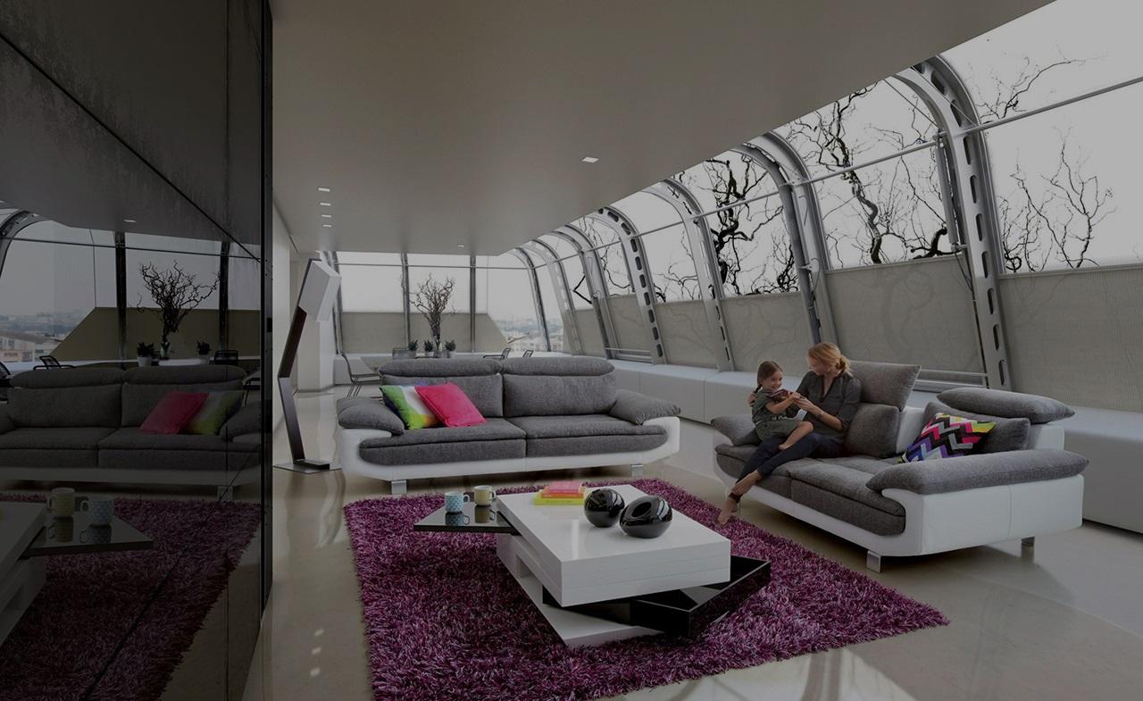 Divani di pelle - Parma divani